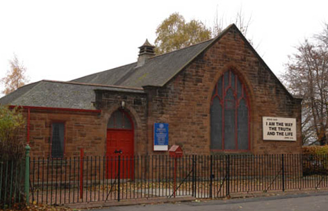Knightswood FCC Church Building